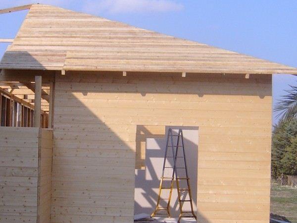 Progettazione strutture in legno a Foggia della ditta Giemme