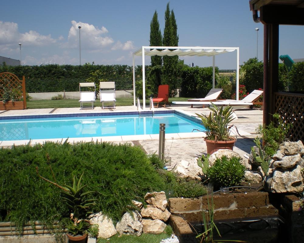 Costruzione piscine Puglia
