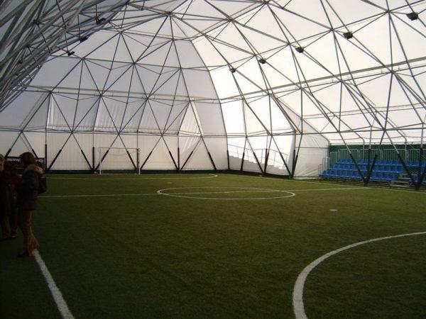 Realizzazione costruzioni e impianti sportivi in Puglia