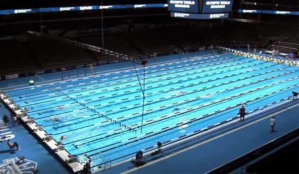 Concluse le Olympic Team Trials, le piscine Myrtha attendono gli atleti alle Olimpiadi di Rio
