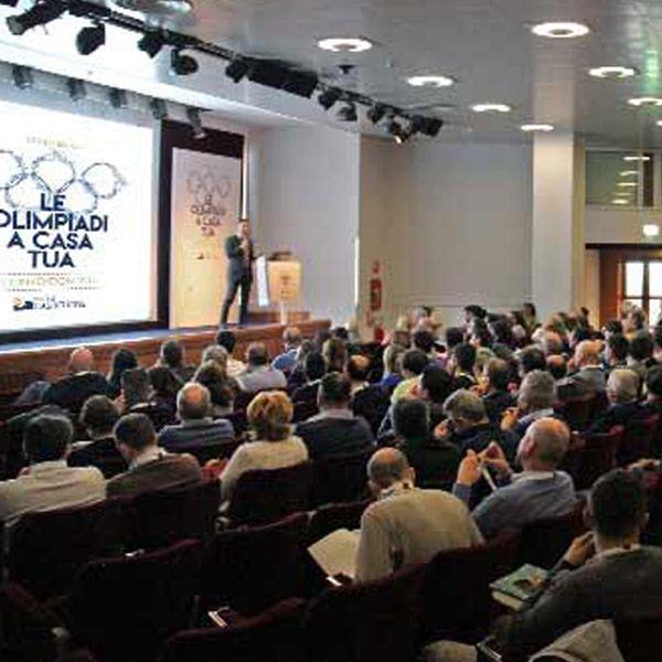 Convention a Napoli per Concessionari e Service Piscine Castiglione: presente anche Giemme