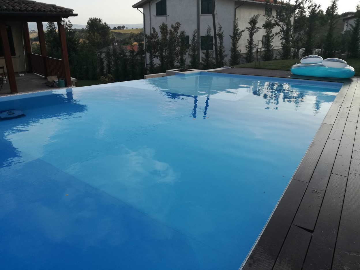 piscine a sfioro in provincia di Campobasso